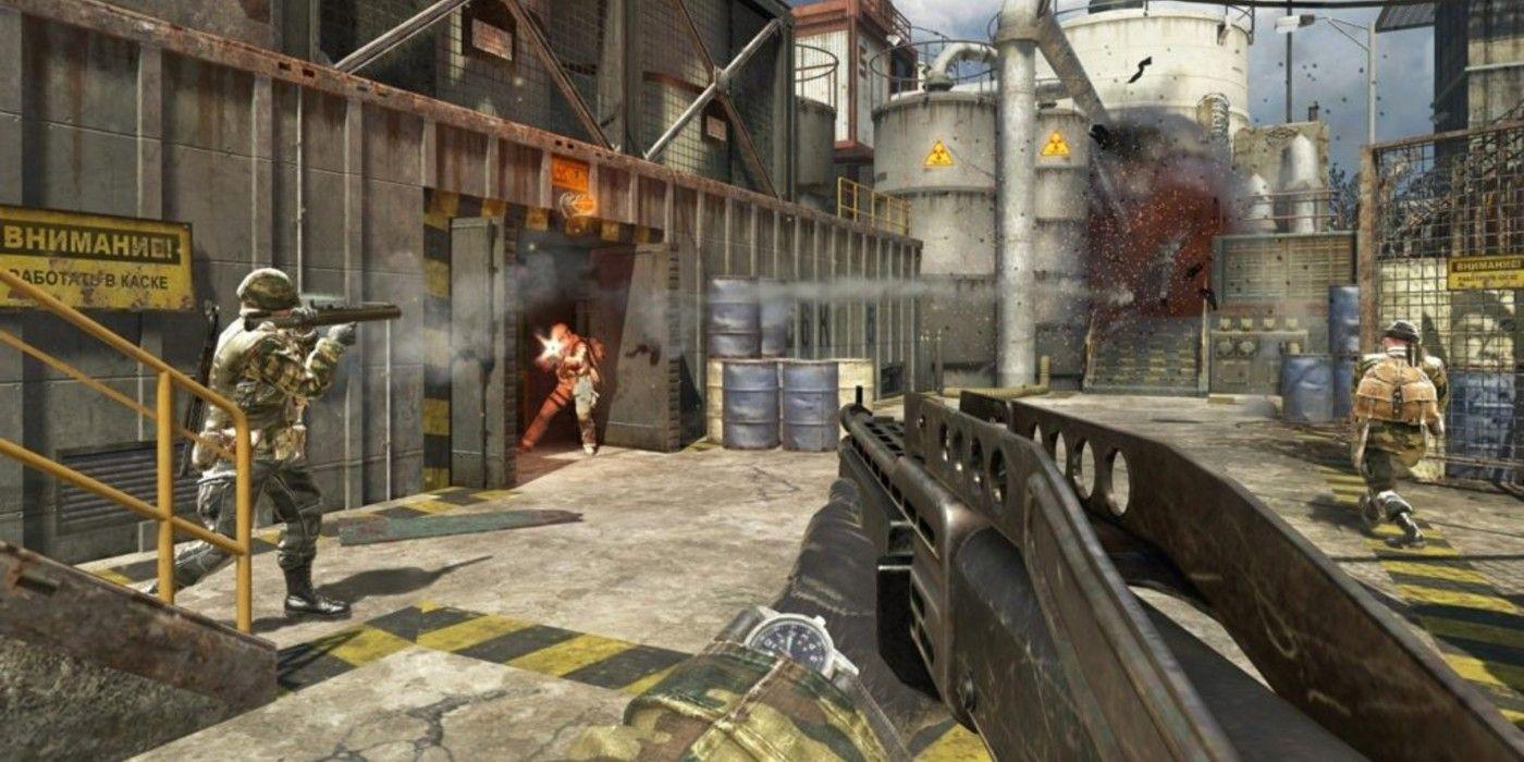 New gameplay trailer of Godfall - Gamersyde