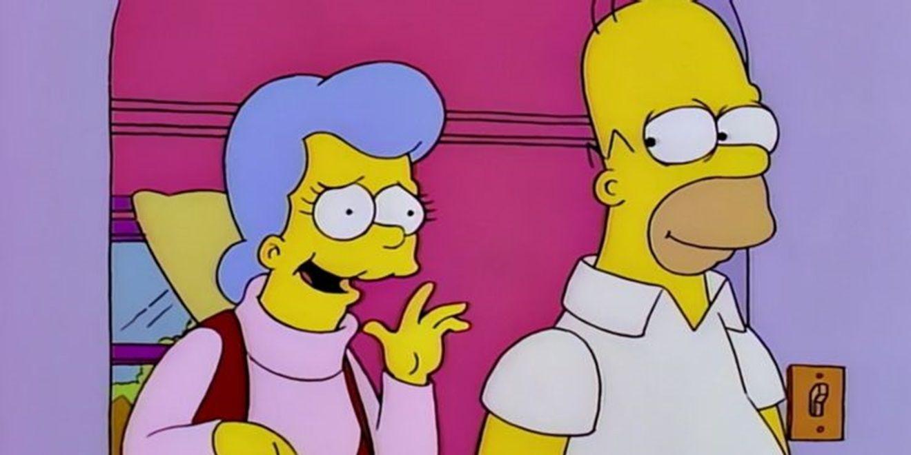 Os Simpsons: 10 momentos clássicos com a 'Vovó Simpson' 8