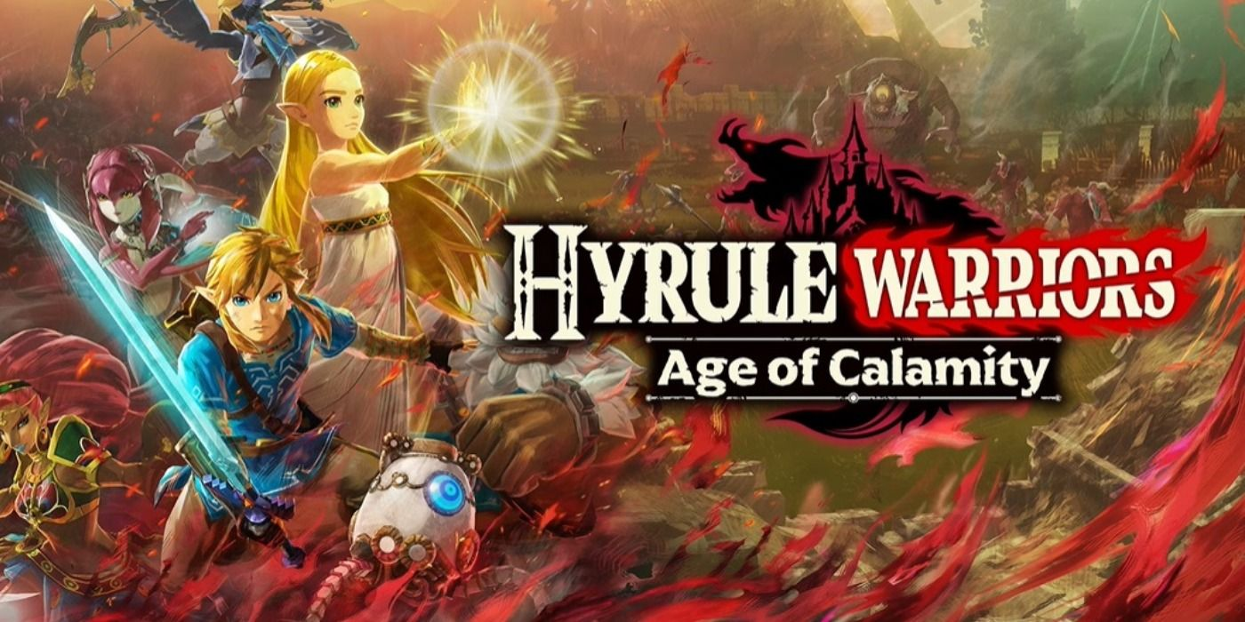 Hyrule Warriors Age Of Calamity Gameplay Preview Coming This Month