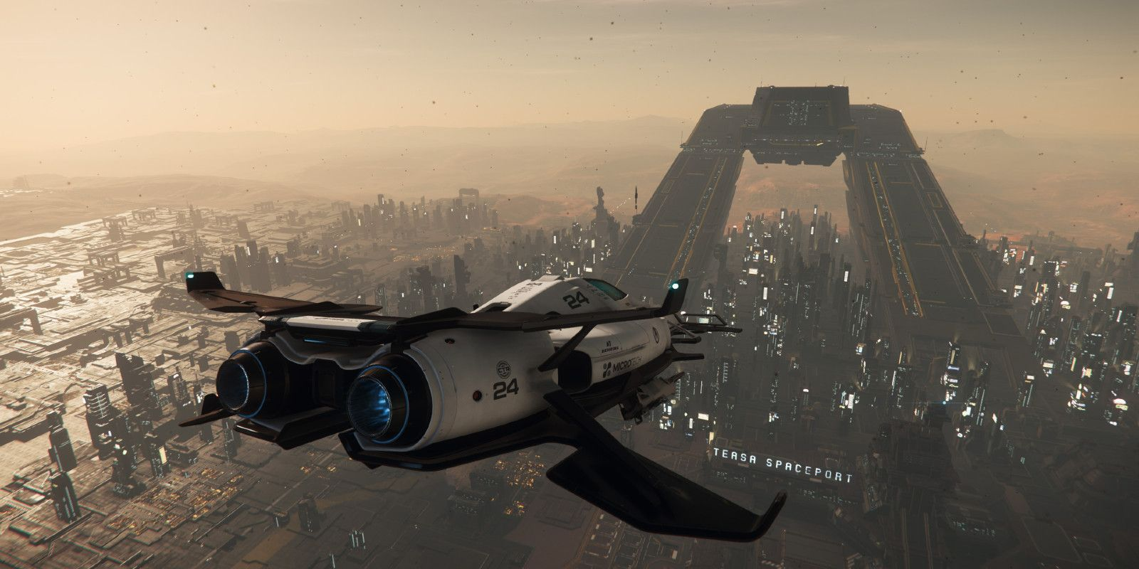 Star Citizen Launches Free Fly Trial Open To Anyone For Two Weeks