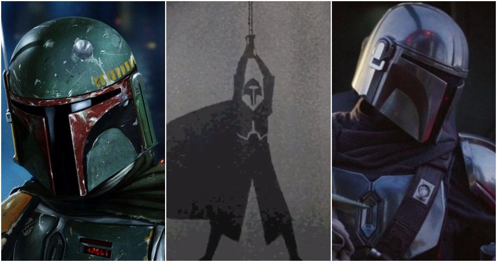Star Wars Top 10 Mandalorians Ranked Screenrant