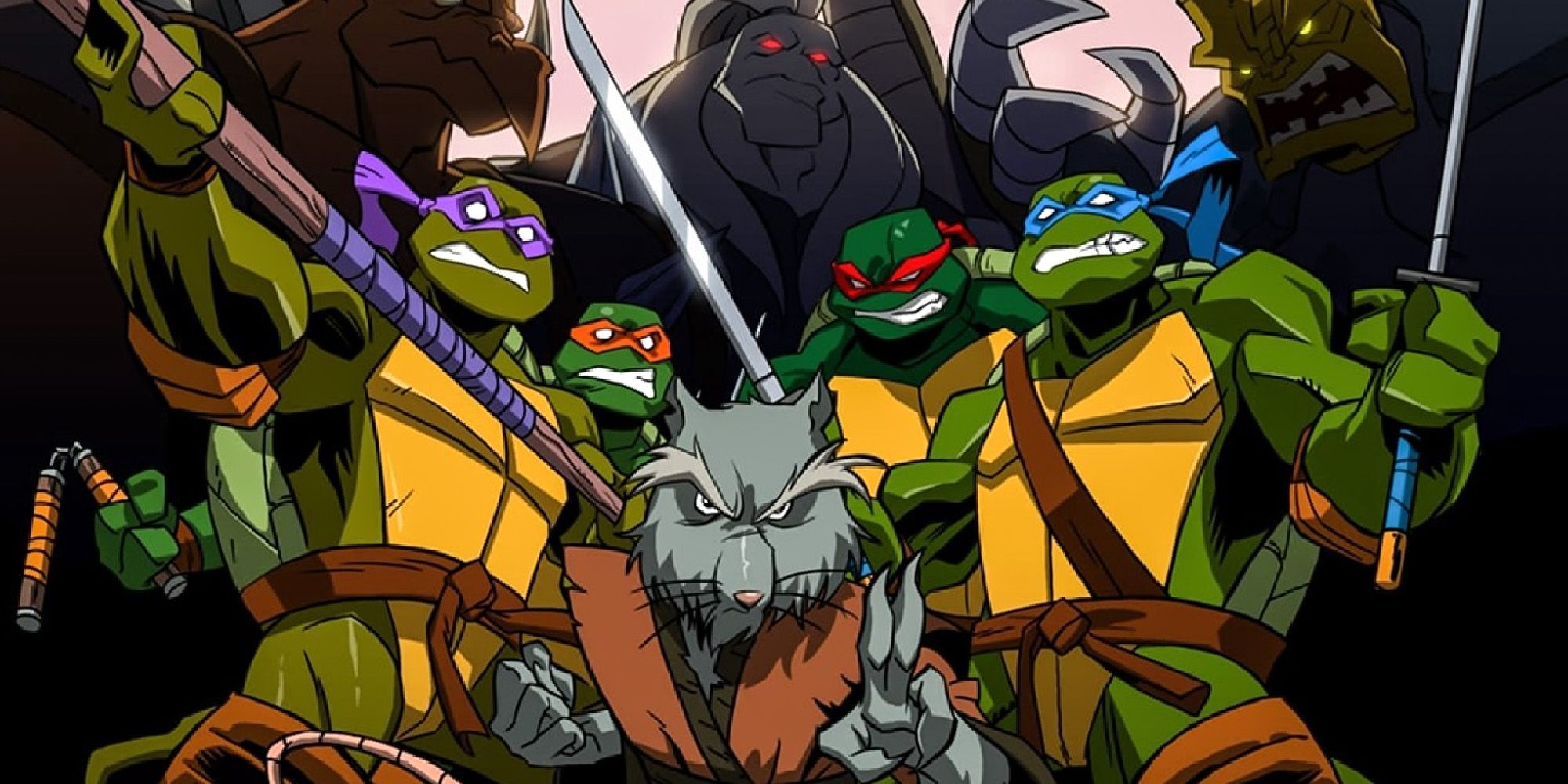 The Tmnt Movie Reboot Should Learn From The Forgotten 2003