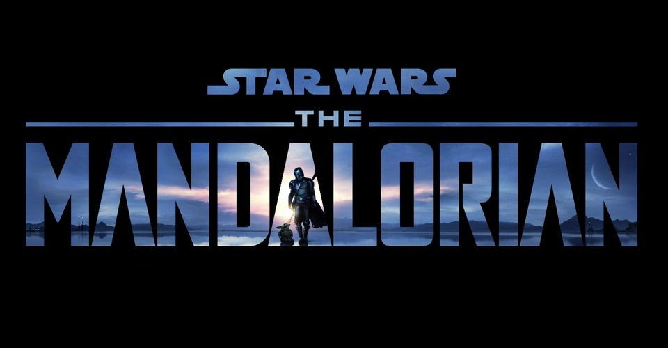 The Mandalorian TV Show Logo Updated With Baby Yoda For Season 2