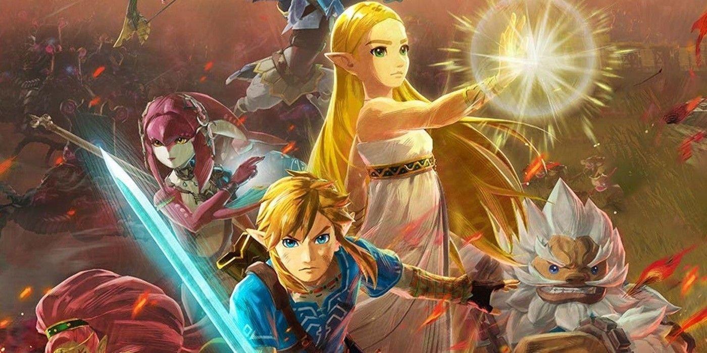 What Age Of Calamity Is  U0026 What It Means For Breath Of The Wild 2