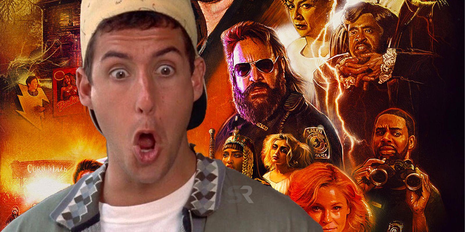 Adam Sandler Wants To Make A 'Sandlerverse' For His Original Characters