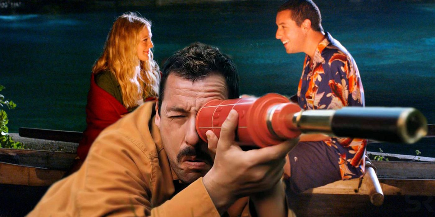 When Adam Sandler's Movies Became So Bad