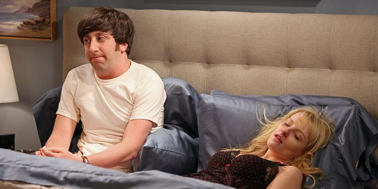 Image result for The Big Bang Theory: 10 Best Season 6 Episodes, According To IMDb