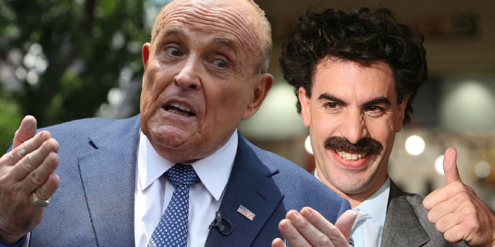 Borat 2: todas as celebridades mencionadas e zombadas 3
