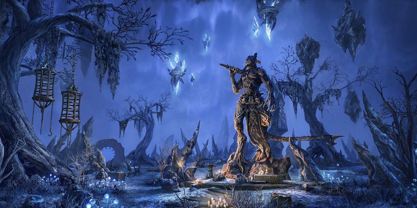 Six Elder Scrolls Locations Only Available In Elder Scrolls Online