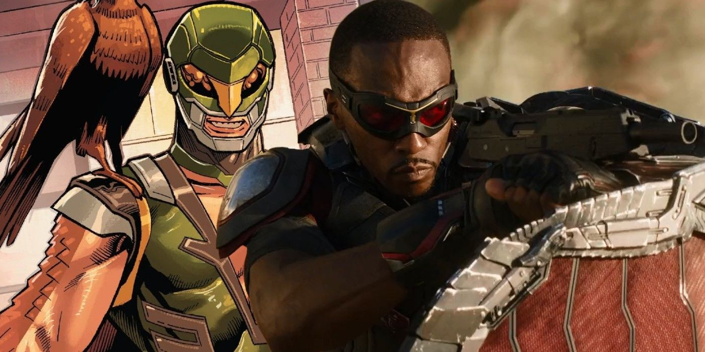 Marvel Theory: Falcon & Winter Soldier Will Introduce A New Falcon