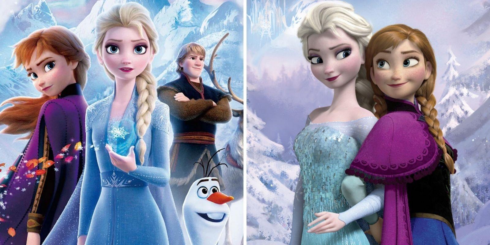 5 Ways Frozen 2 Is Better Than The Original 5 Ways The Original Is Best