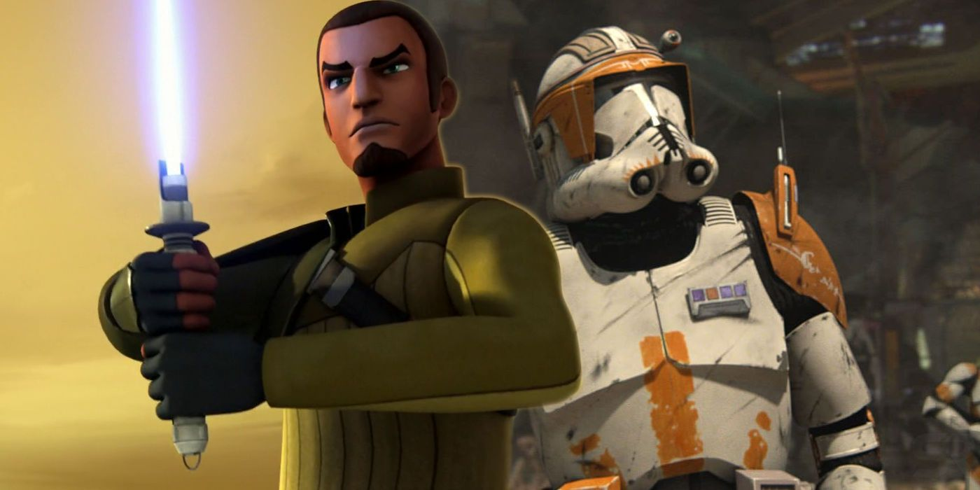 Star Wars' Rebellion Repeated One Of The Jedi's Clone Wars Mistakes