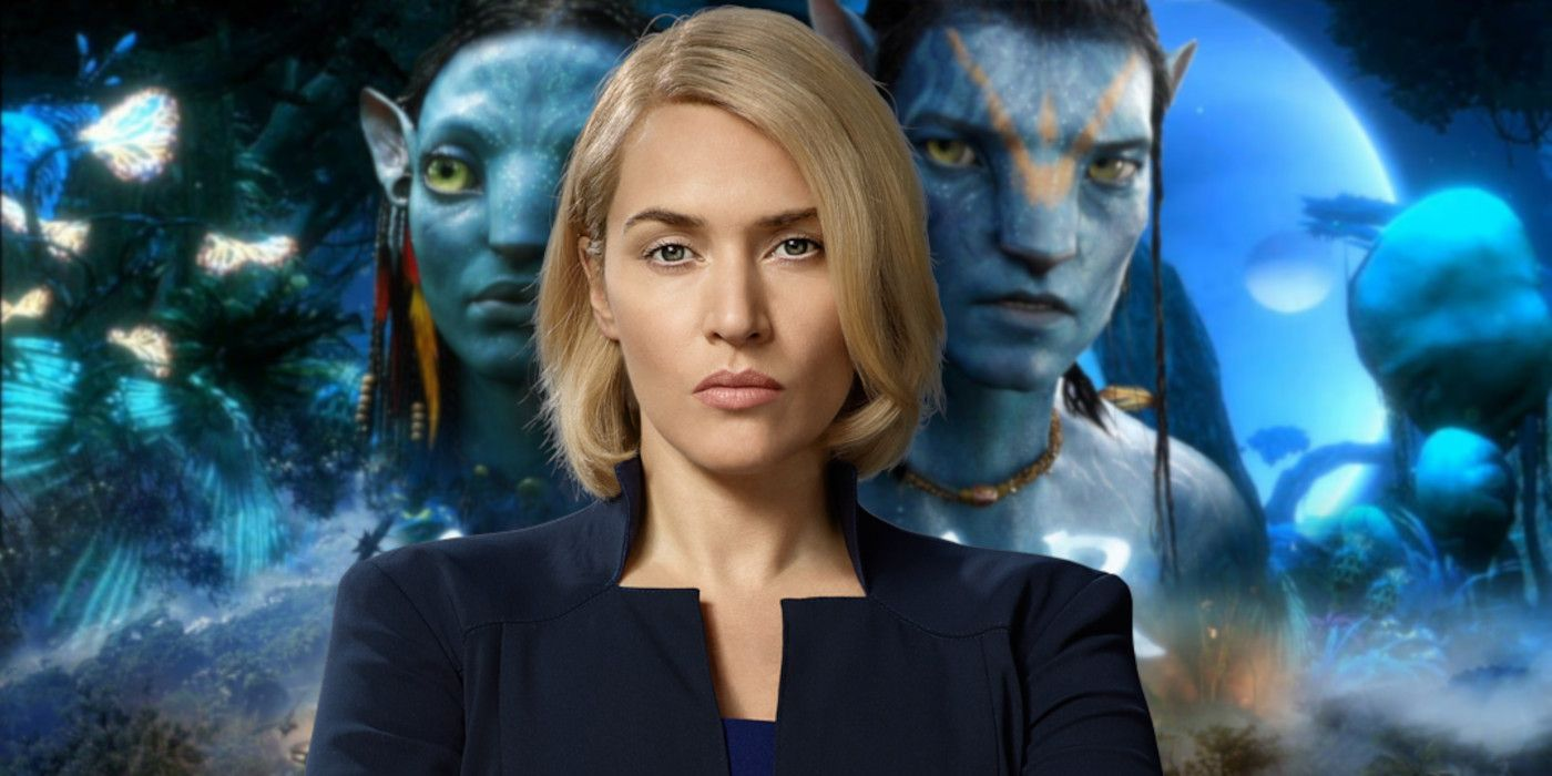 Avatar 2 Kate Winslet S Underwater Scene Is Part Of A Na Vi Ceremony