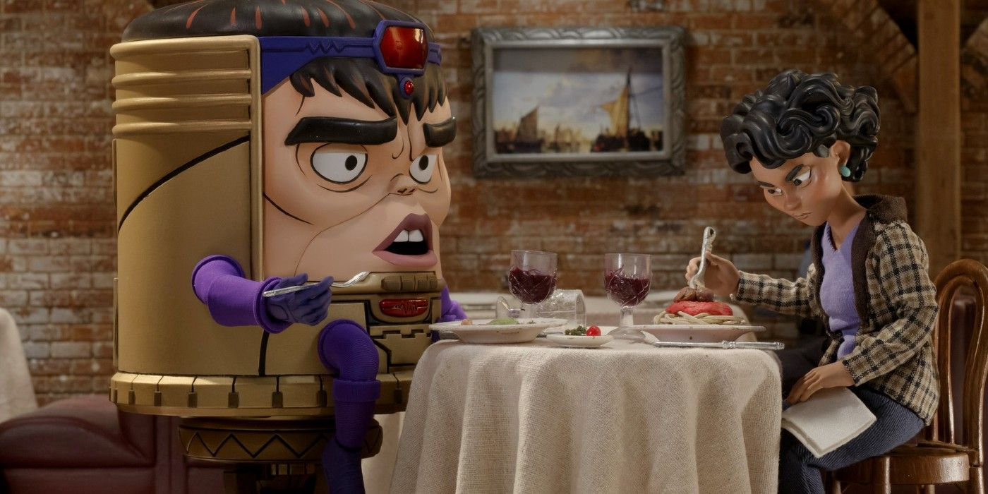 Patton Oswalt Wants to Play the Live-Action MODOK in the MCU