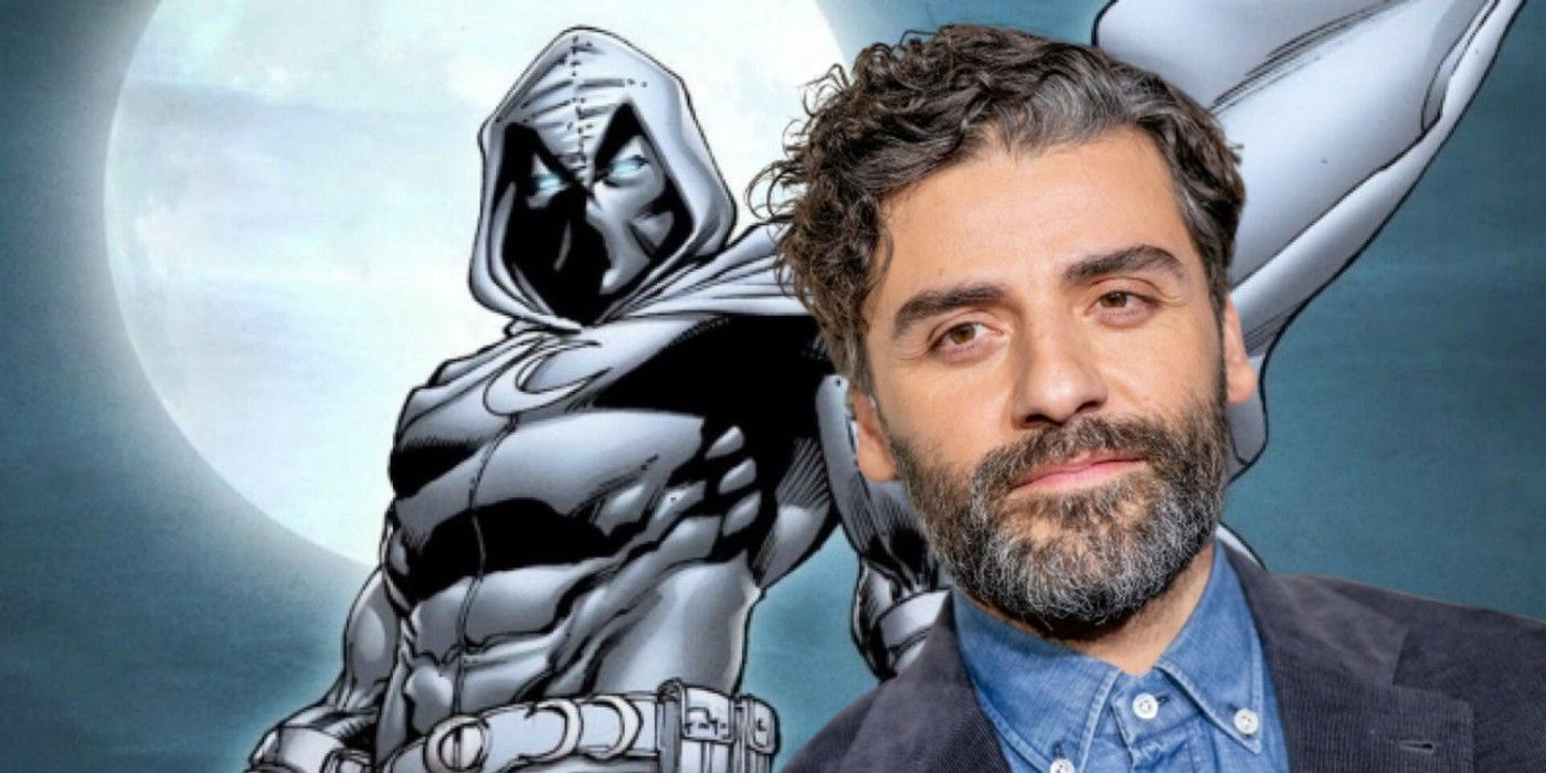 Oscar Isaac Cast In Marvel Cinematic Universe As Moon Knight