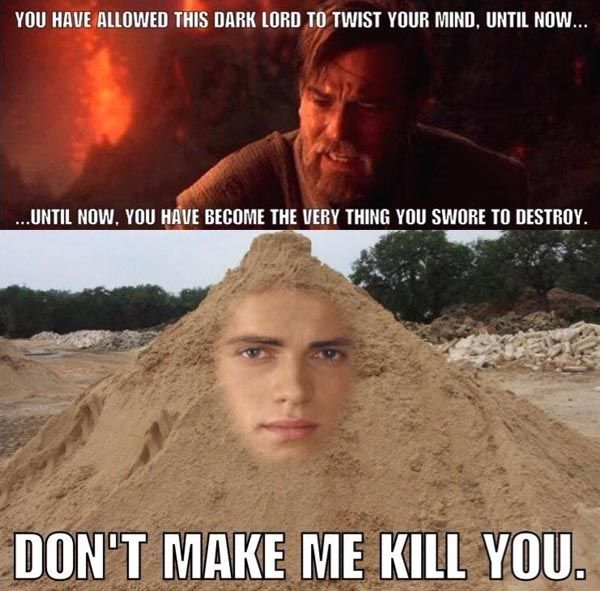 Star Wars: The 10 Most Hilarious Prequel Memes