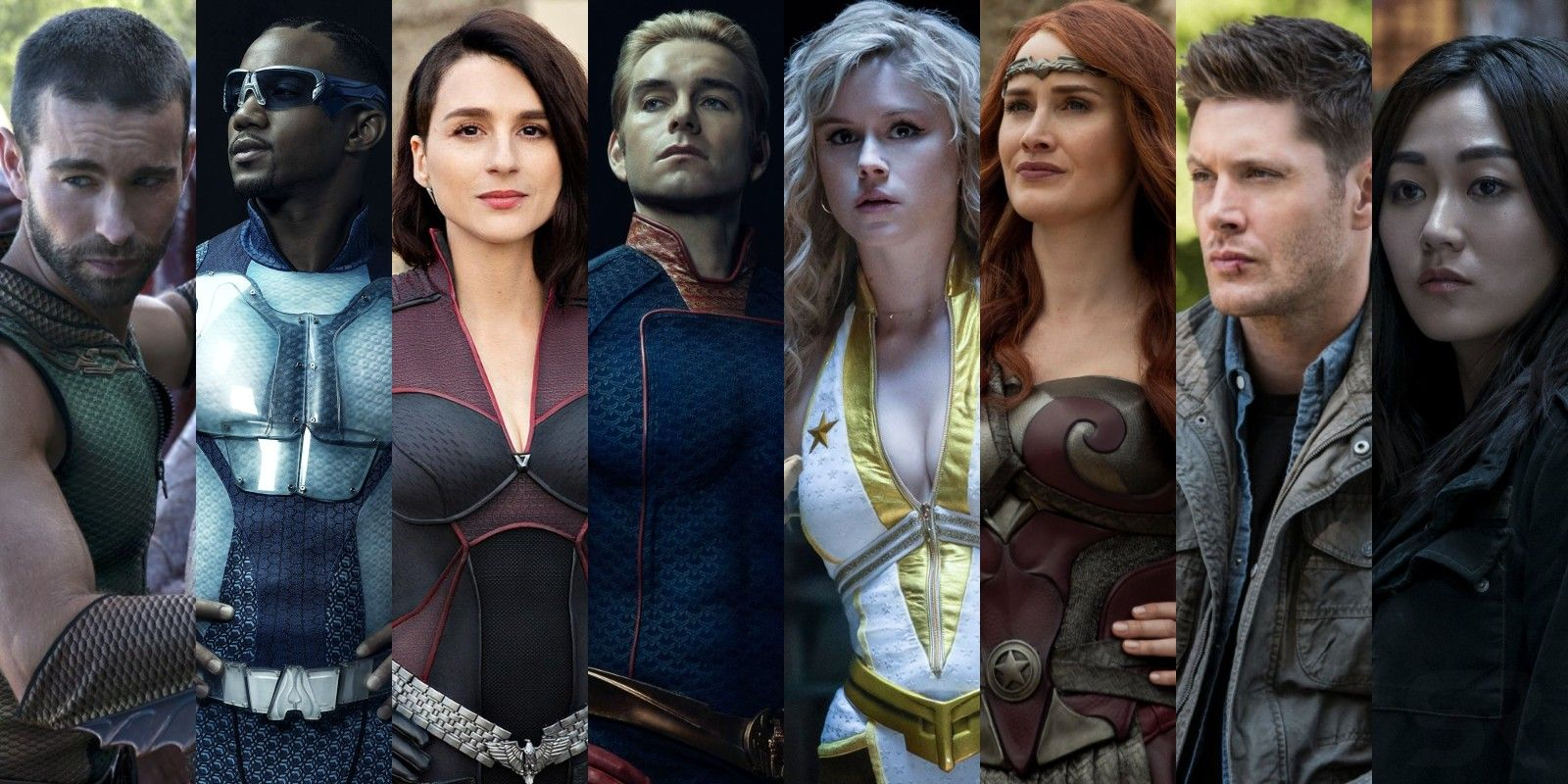 The Boys Season 3: Every Confirmed (Living) Super & Their Powers Explained