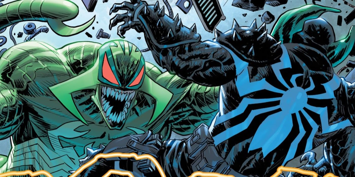 Marvel's Deadliest Versions Of Venom Are Finally Teaming Up