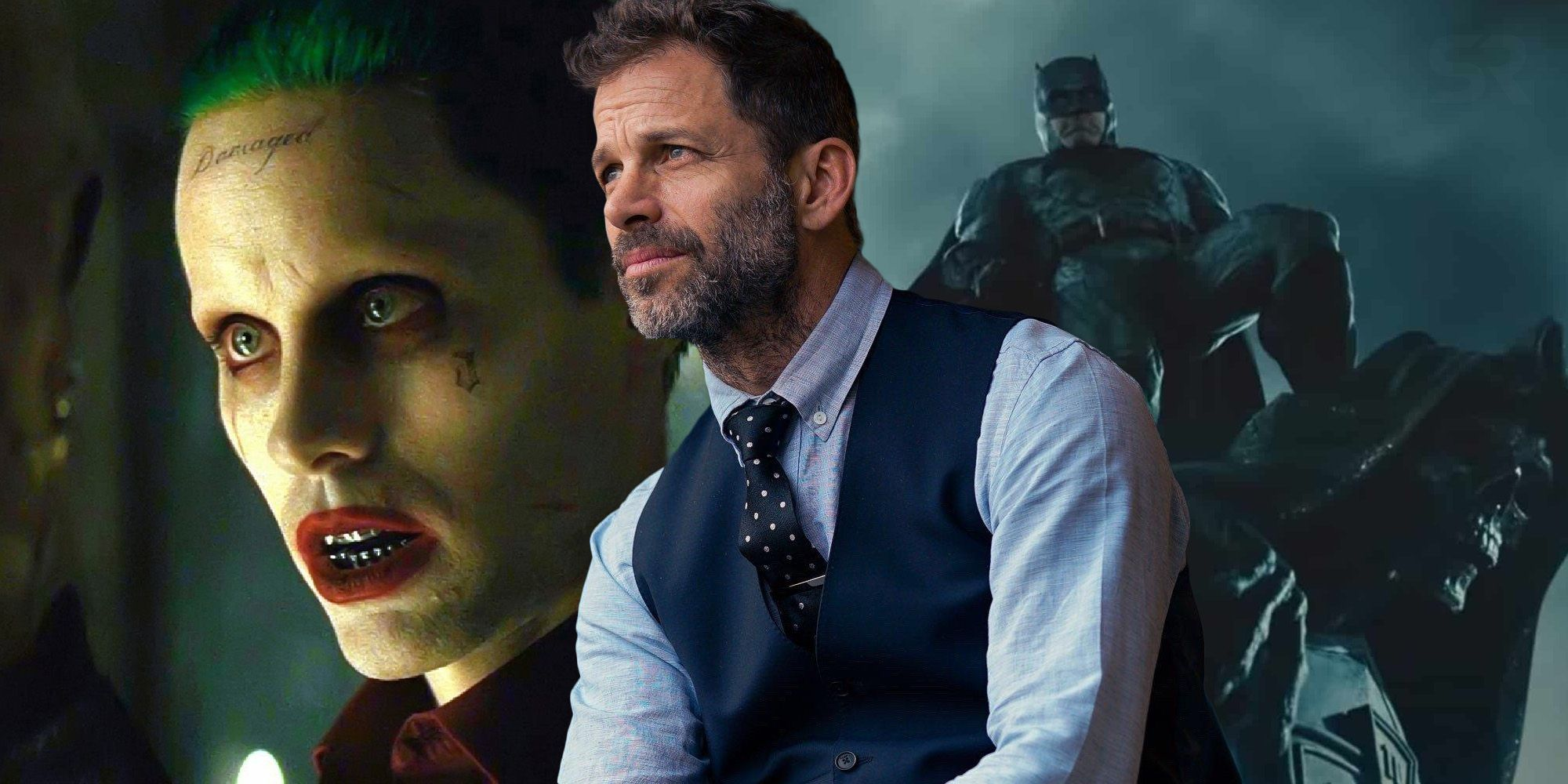 Snyder's Justice League Is Much Bigger Than We Imagined