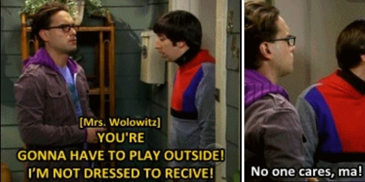 The Big Bang Theory: 10 Times We Felt Bad For Mrs. Wolowitz