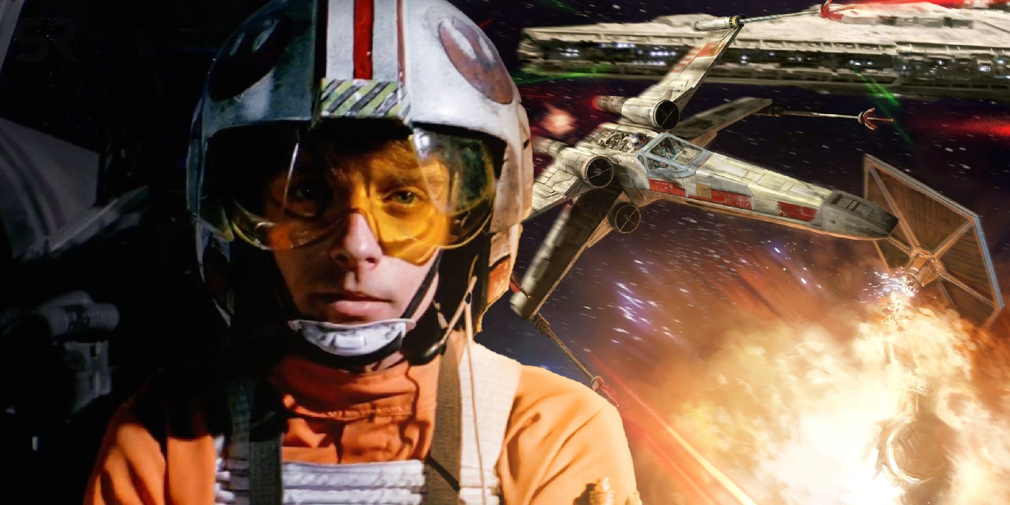 Star Wars: What Happened To The Original Red Five (Luke's Callsign)