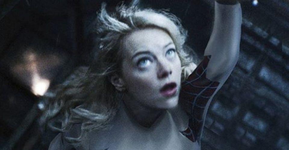 Spider Man 3 Art Brings Emma Stone Back As Spider Gwen