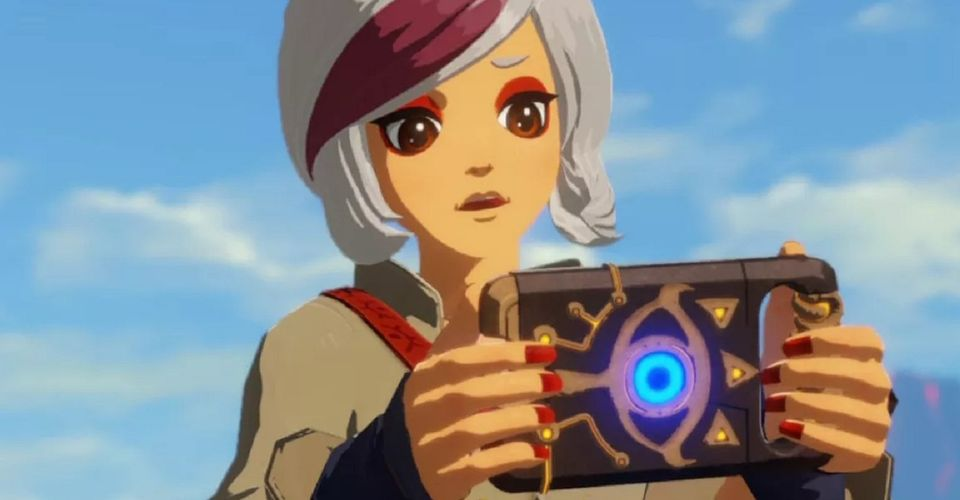 Hyrule Warriors Age Of Calamity How To Find Use The Sheikah Sensor