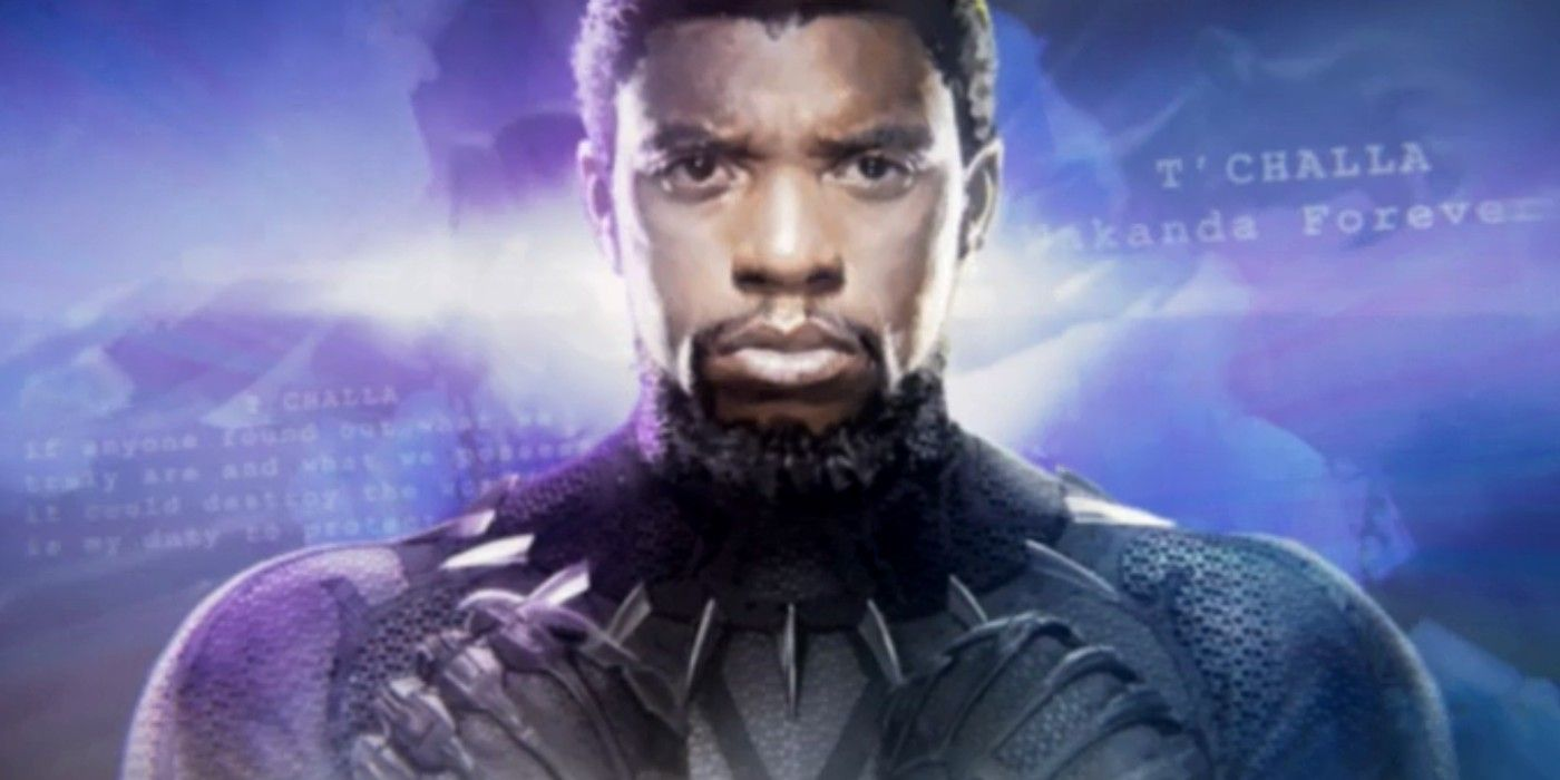 Black Panther Now Includes A Chadwick Boseman Tribute on Disney+