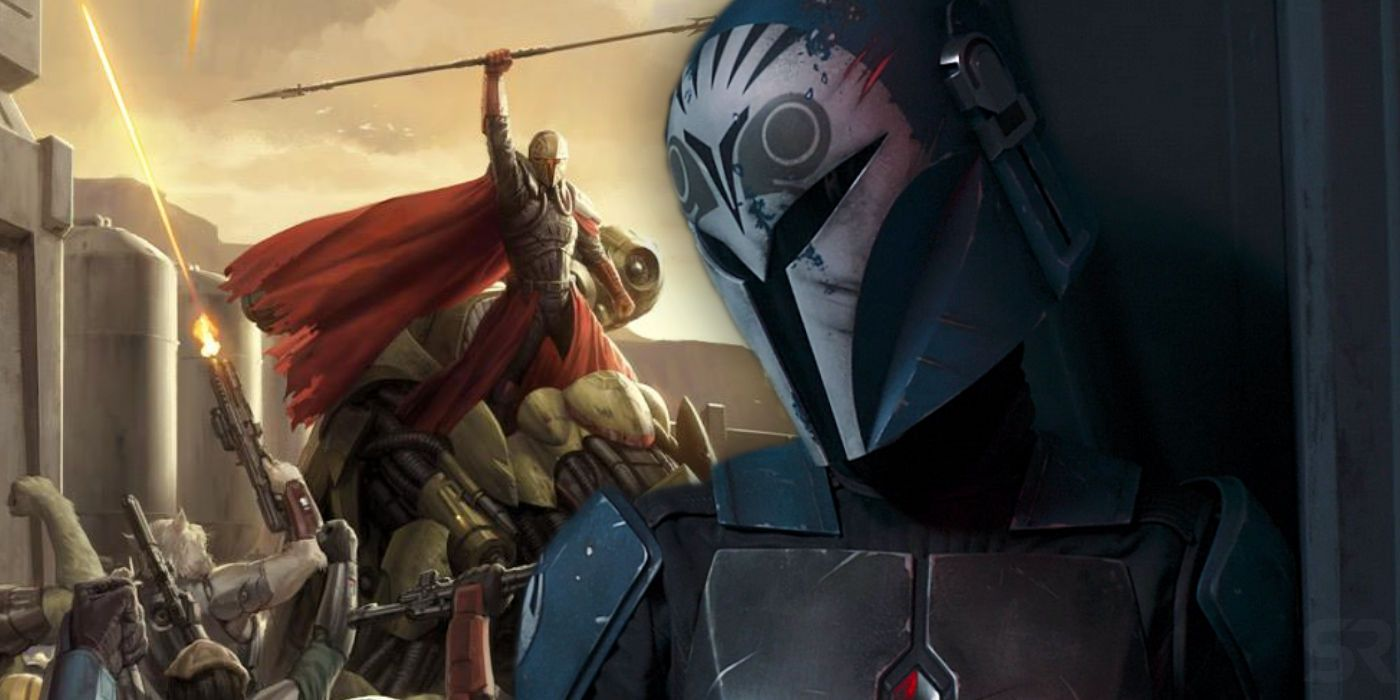 Way Of The Mandalore The Mandalorian Leader Explained It would make for an interesting take on the character, gives him a reason to disobey the jedi and fight the mandalorians. the mandalorian leader explained
