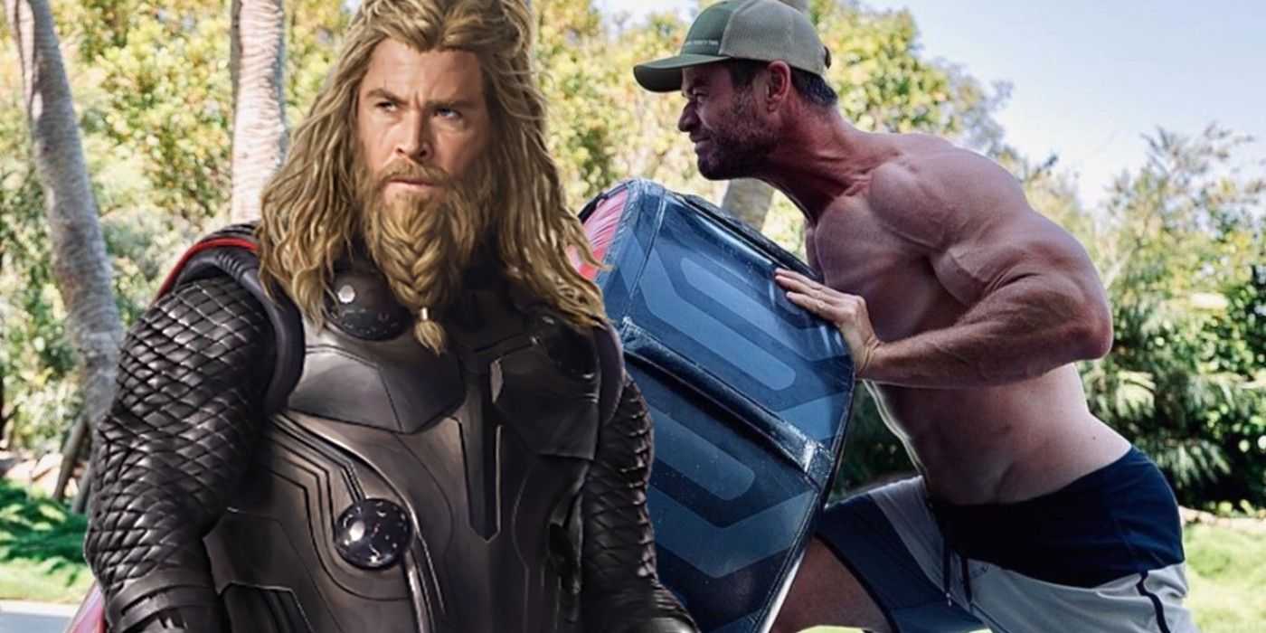 Thor 4: Hemsworth's Workout Teases Fat Thor's MCU Betrayal