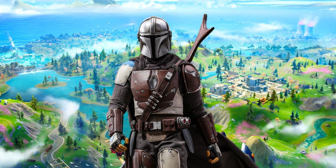 Why A Mandalorian Armor Skin In Fortnite Is Basically Inevitable The the mandalorian skin is a star wars series fortnite outfit. mandalorian armor skin in fortnite