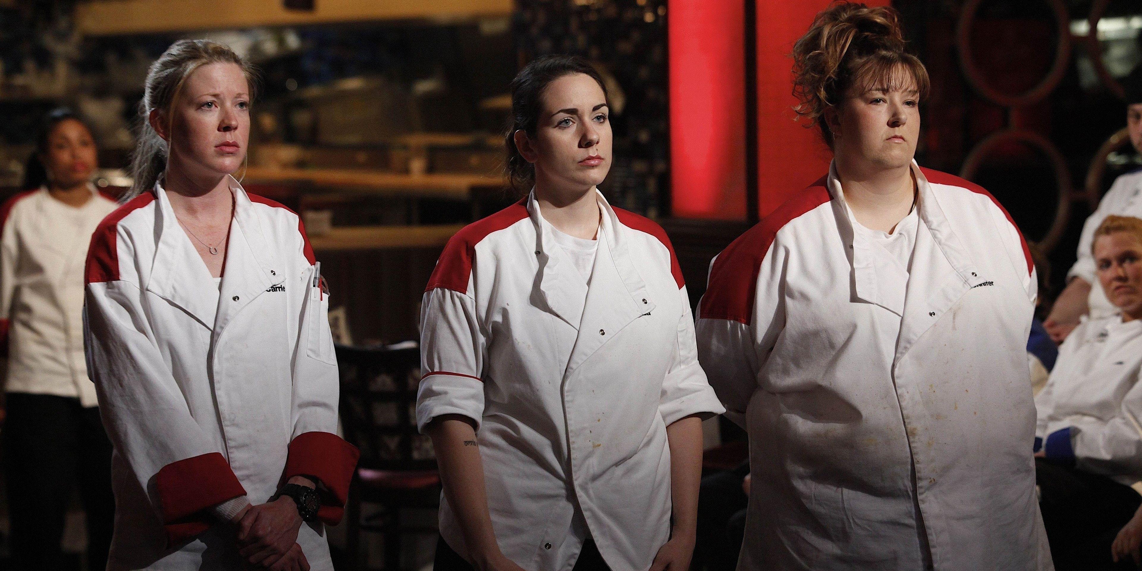 Hell S Kitchen The 5 Best 5 Worst Seasons Ranked By Imdb Informone
