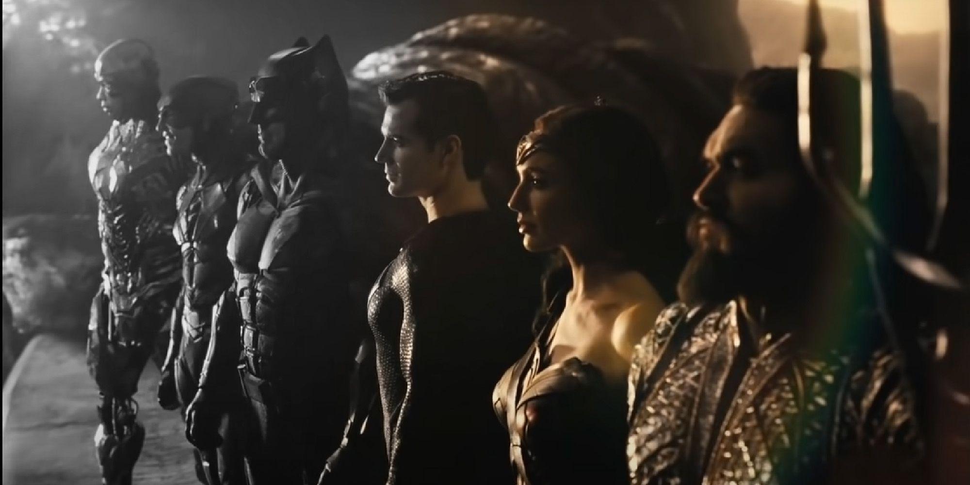 Zack Snyder confirma por que a Liga da Justiça terminará de forma angustiante 1