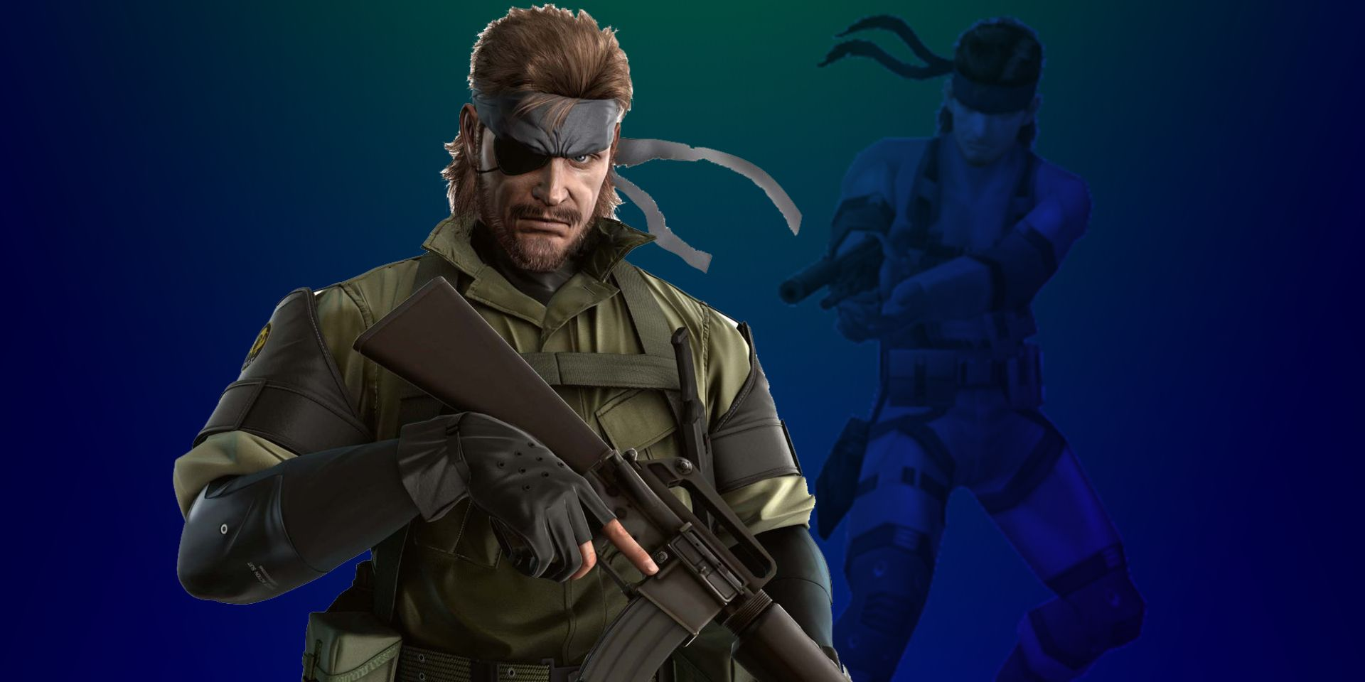 If a Metal Gear Solid movie was being made, who would be a