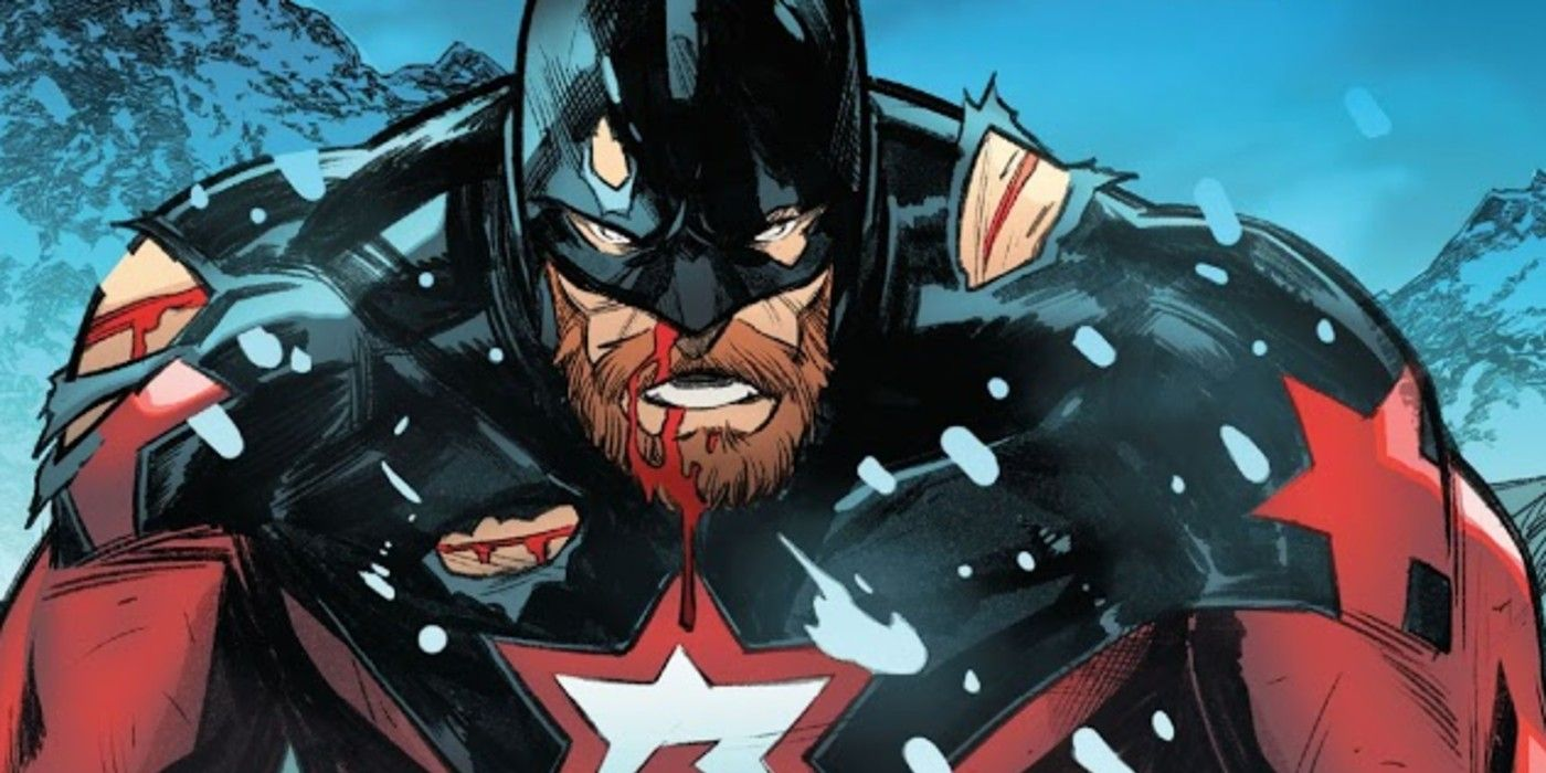 Red Guardian's Return To Comics Is Way Worse Than In The MCU
