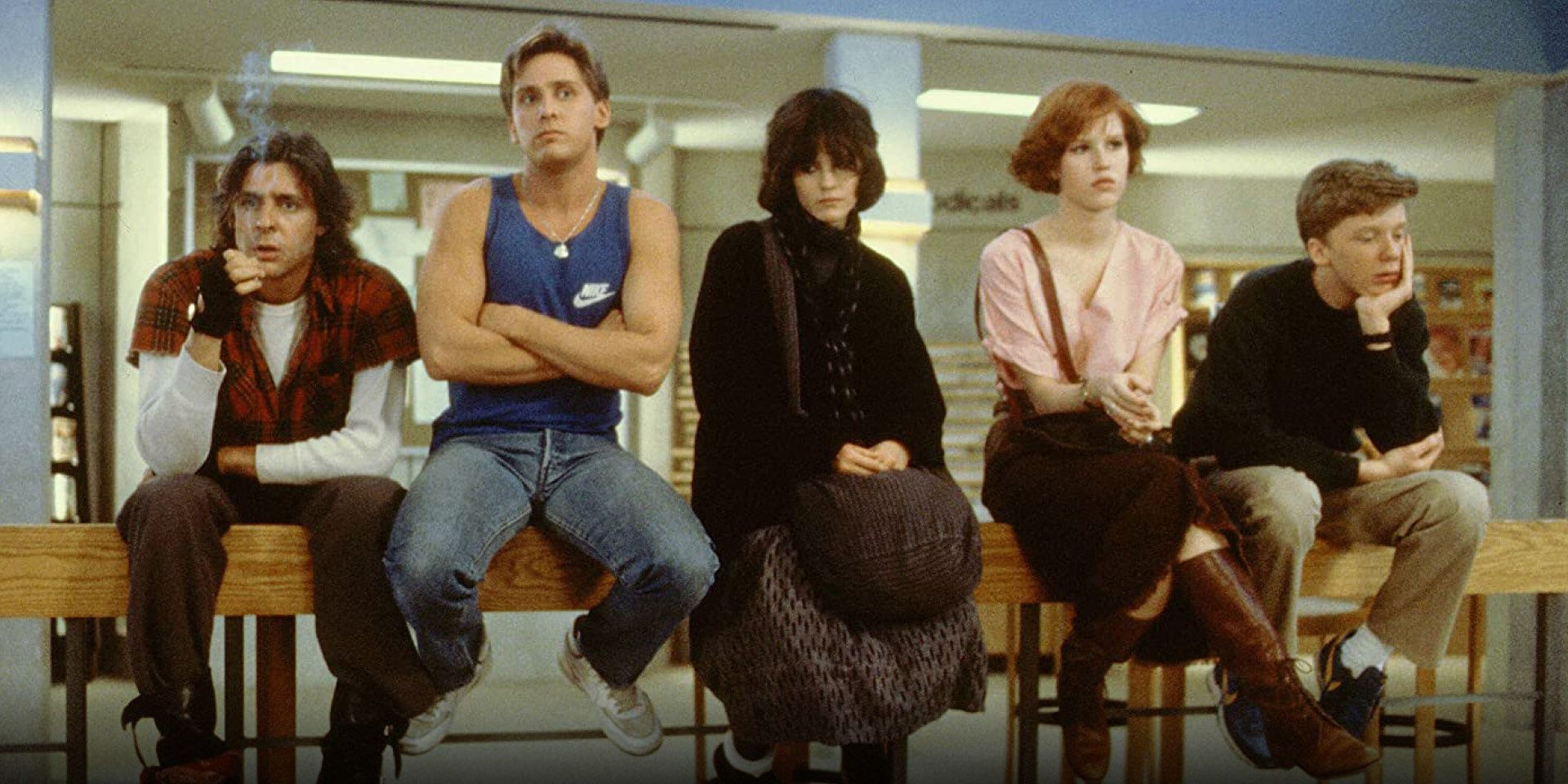 Breakfast Club Star Anthony Michael Hall Says The Brat Pack Never Existed