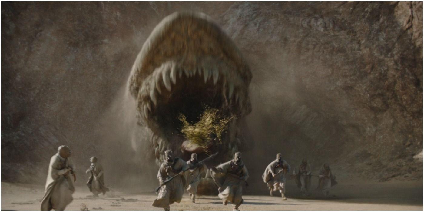 Por que o ácido do dragão Krayt não derreteu o Mandaloriano 1
