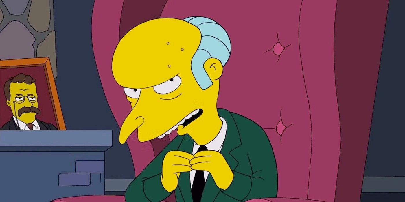Os Simpsons: 10 detalhes que você perdeu sobre o Sr. Burns 3