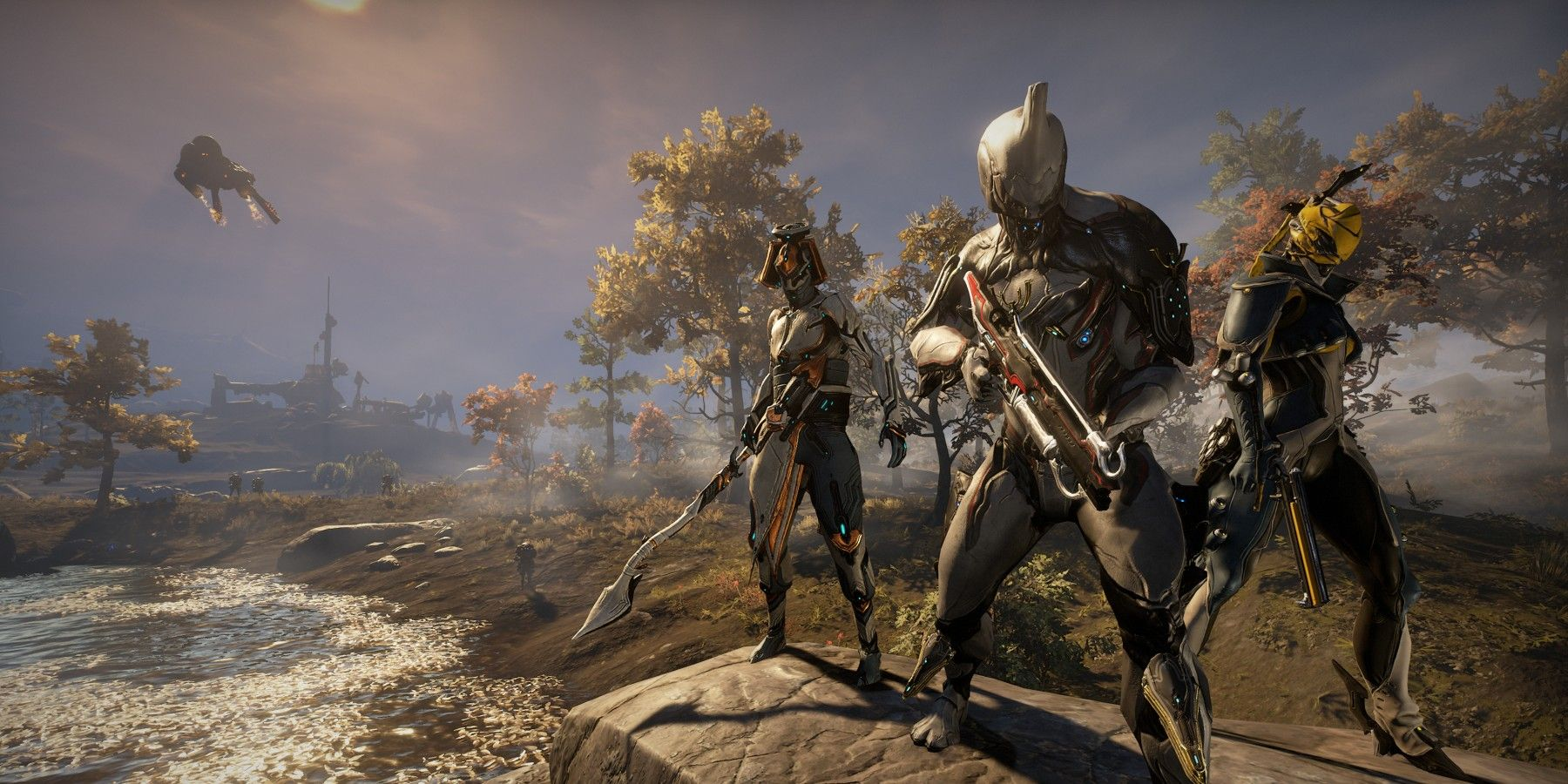 Warframe Jumps To PS5 & Gives PlayStation Players Free Exclusive Content