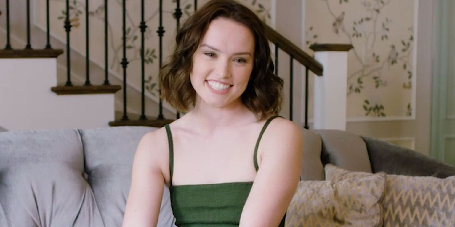 Daisy Ridley Is Completely Fine With Baby Yoda Snacking on Frog Lady's Eggs