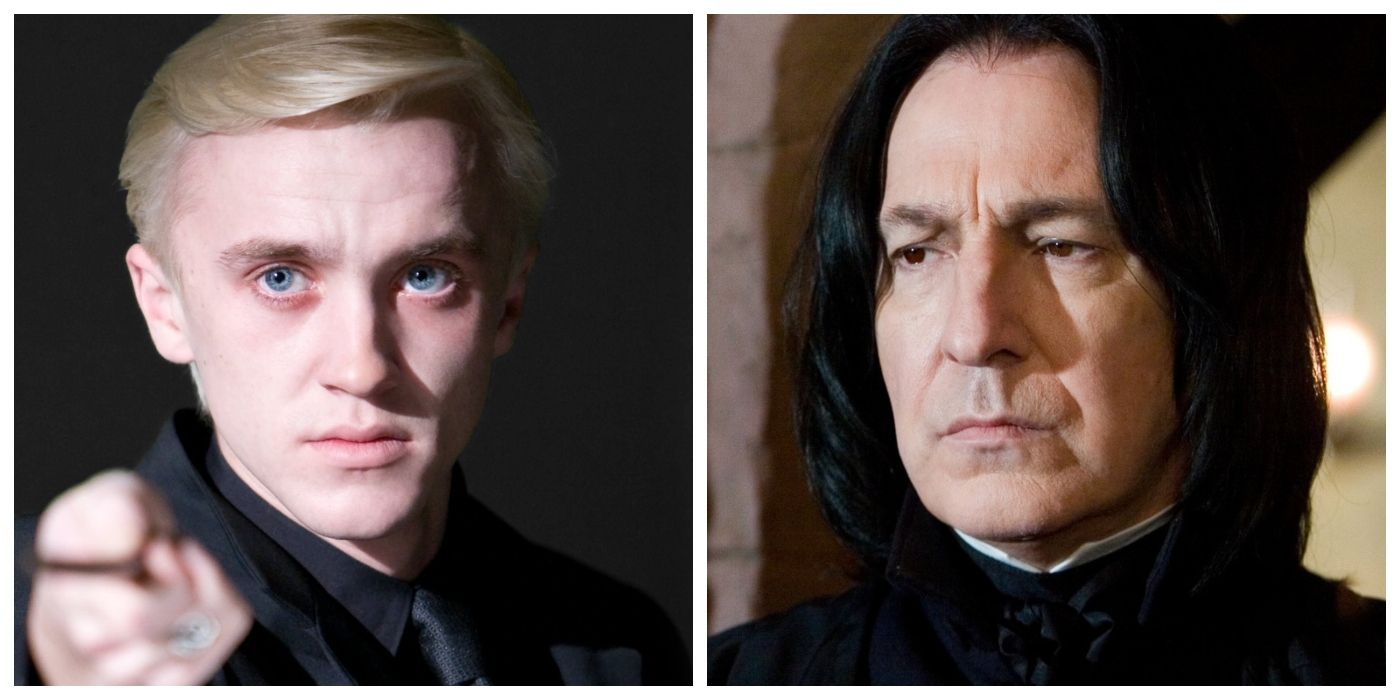 Harry Potter: Notable Slytherins, Ranked By Power | ScreenRant