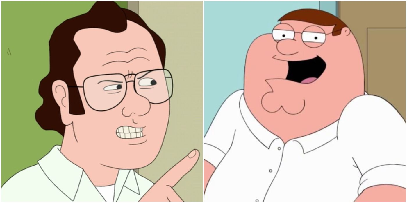 10 Characters From Other Animated Series That Would Be Great On Family Guy
