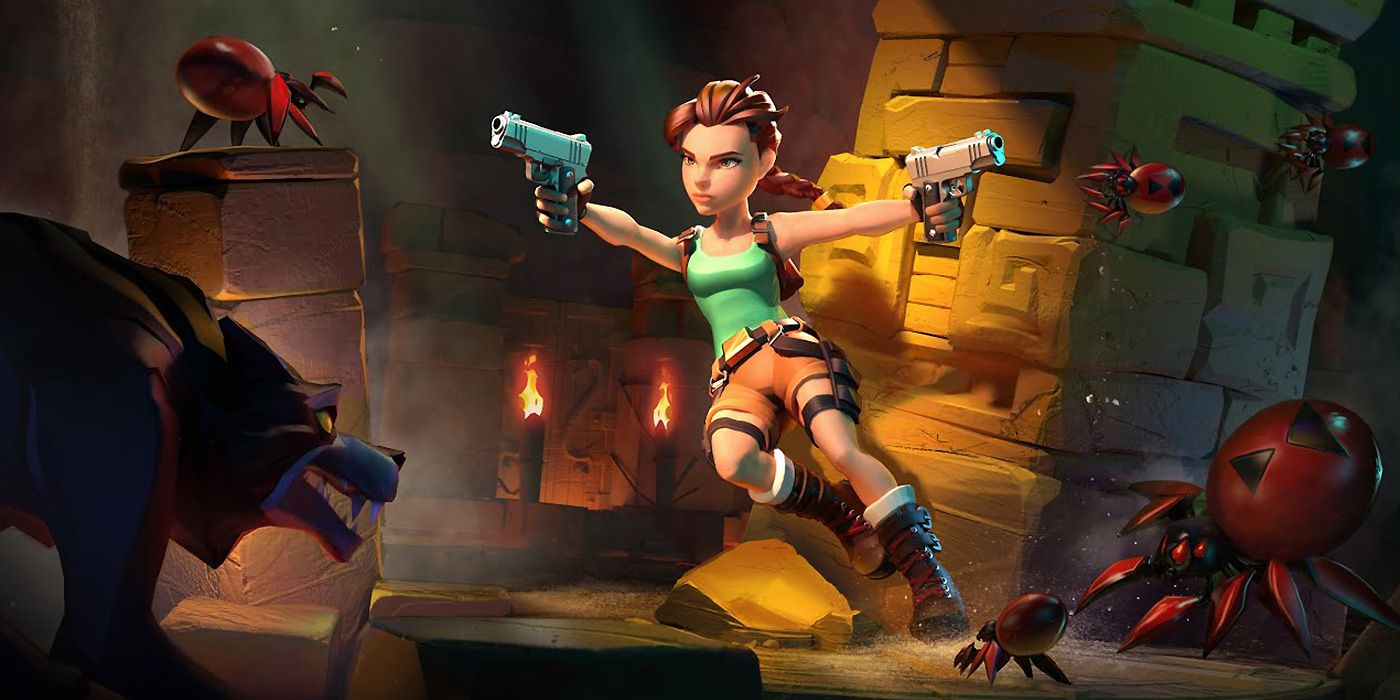 Tomb Raider Reloaded Is A Free-To-Play Mobile Game Coming Next Year