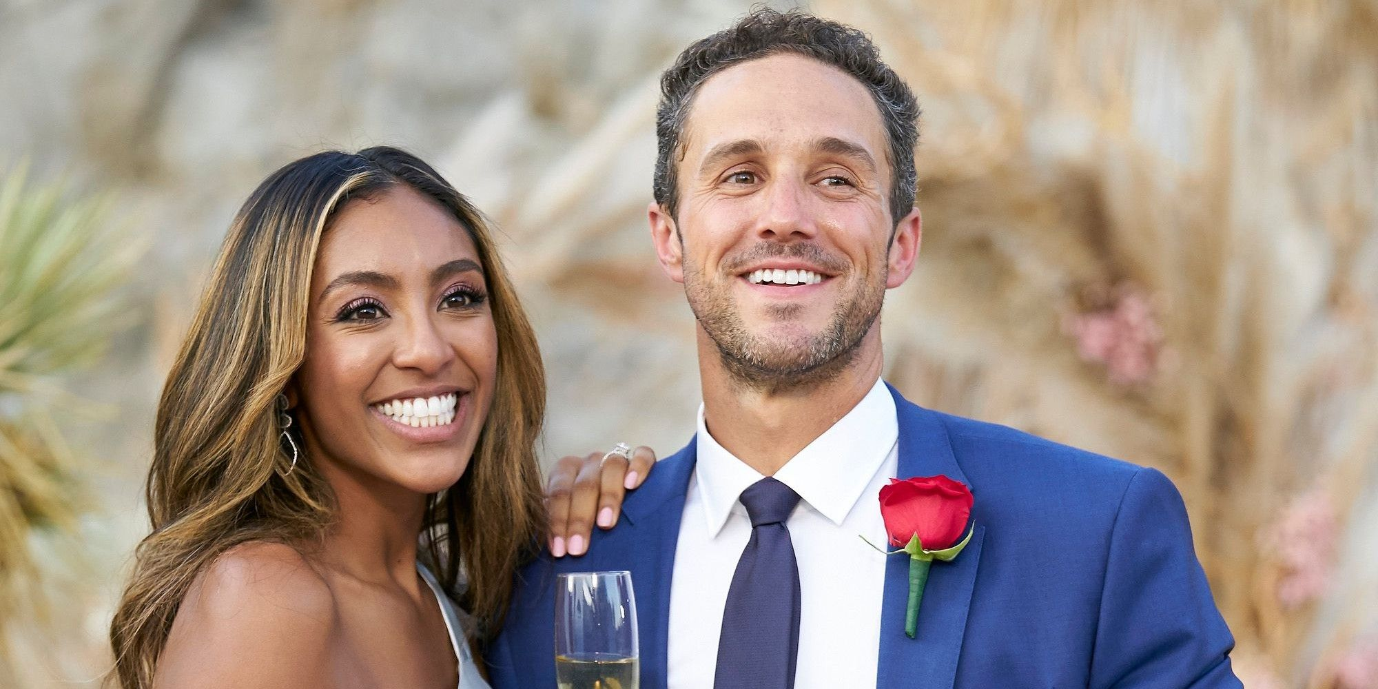 The Bachelorette: How Tayshia Supported Zac's Sobriety During Filming