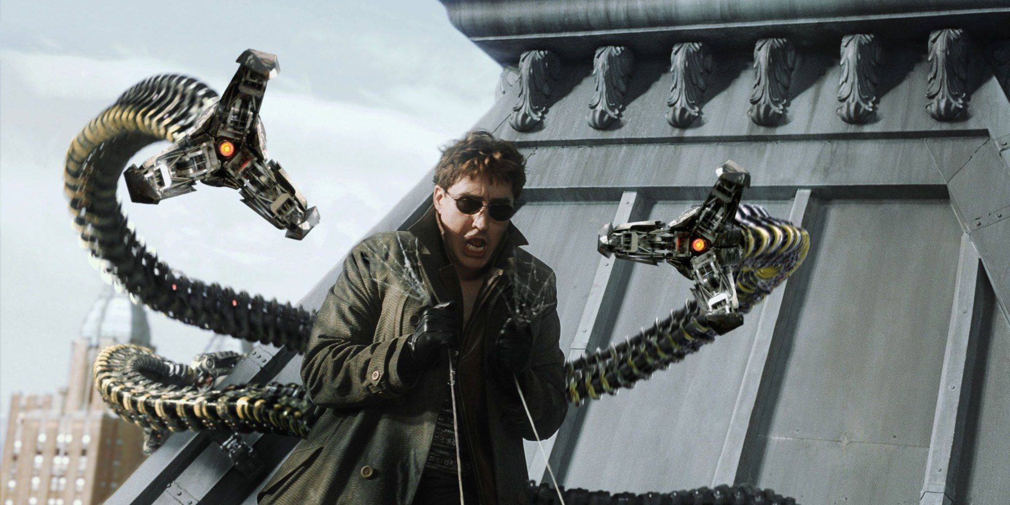 Spider-Man 3 Brings Alfred Molina's Doctor Octopus Back From Raimi Movies