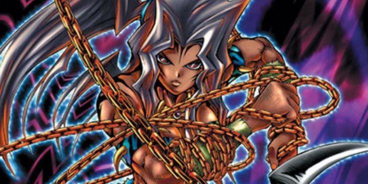 Yugioh Amazoness Chain Master