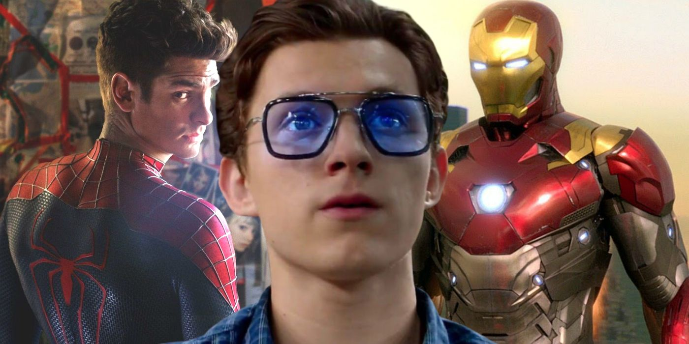 Spider-Man 3 Can Use Garfield's Peter Parker To Fix His Iron Man Complaint