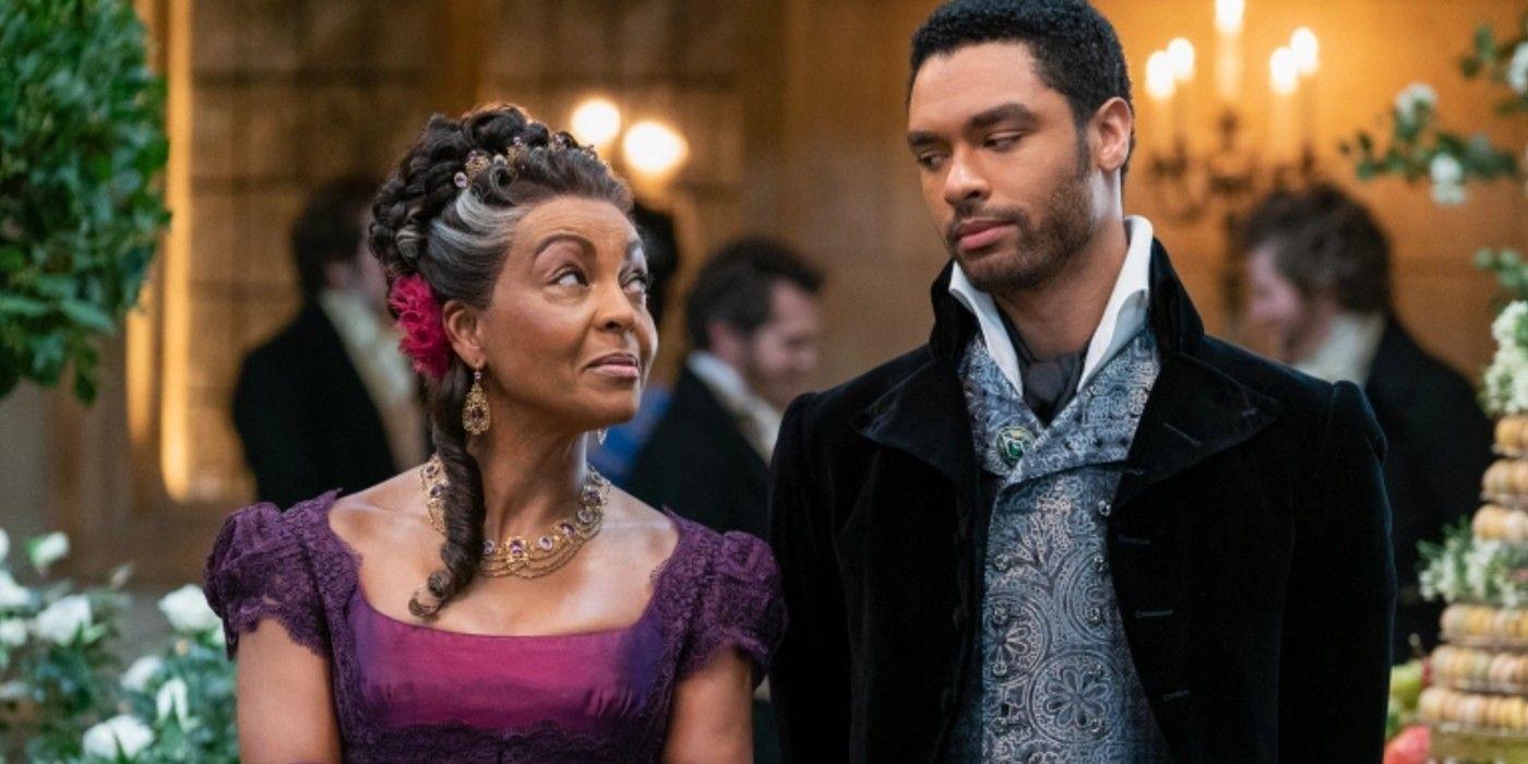 Bridgerton Lady Danbury Actor Responds to Regé-Jean Page's Exit