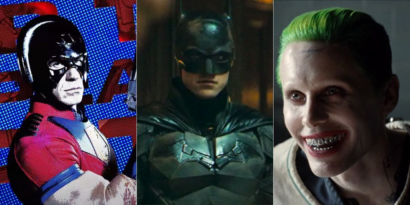 The Best DC Movie Reveals Of 2020