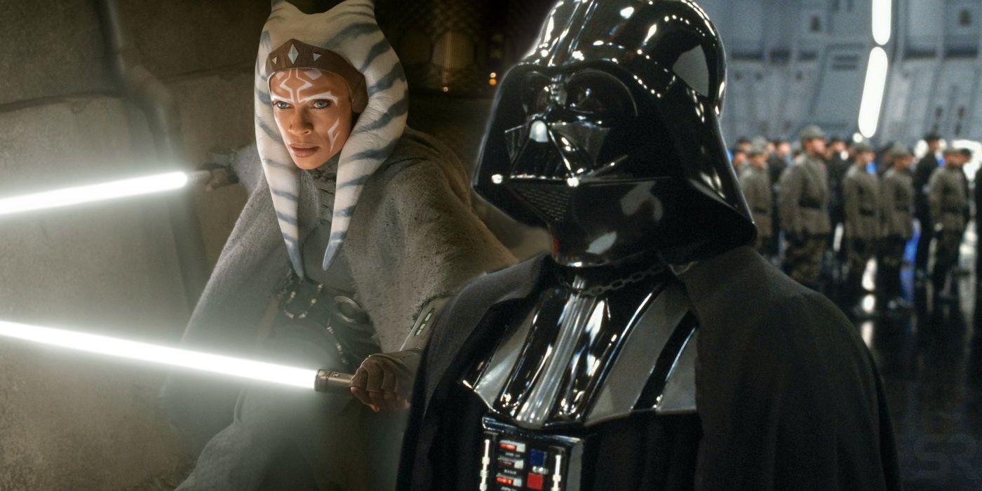 Vader's Return In Ahsoka Can Complete Revenge Of The Sith Timeline